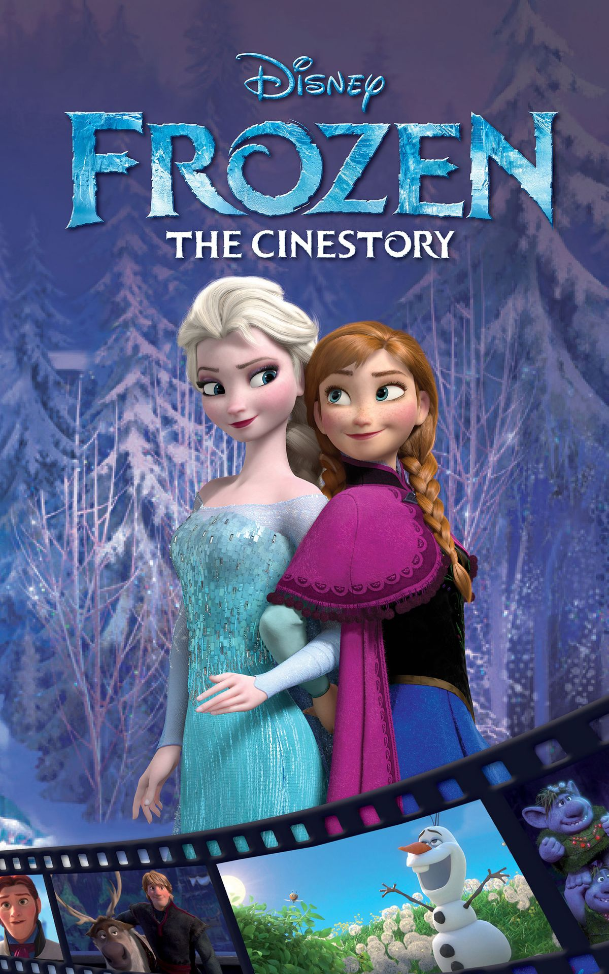 Frozen - Poster Oficial