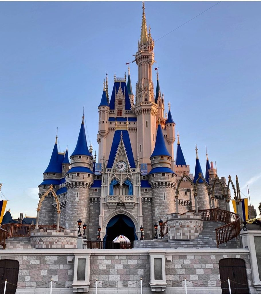 Reabertura do Magic Kingdom Filosofia Disney Instagram