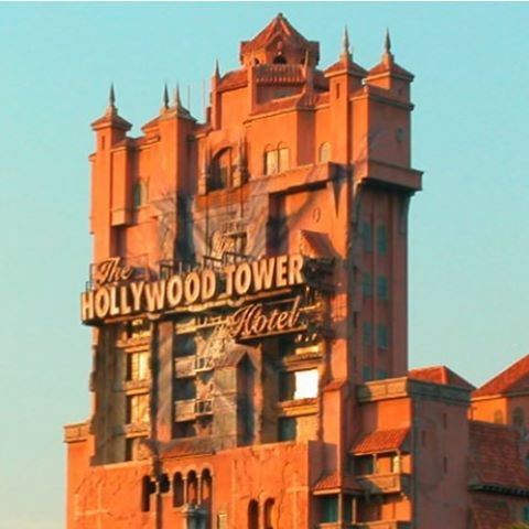 The Twilight Zone Tower Of Terror Filosofia Disney No Instagram Por Disneyria