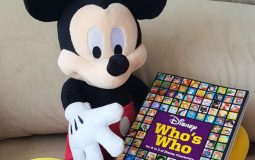 Disney Who's Who Book por Disneyria